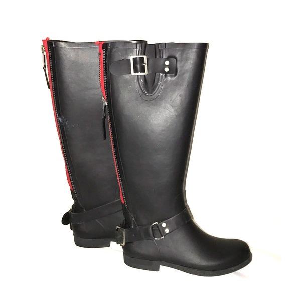 db6034e26ab STEVE MADDEN TSUNAMI Women's Boot Sz 6